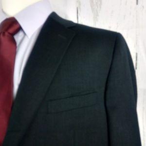 Joseph & Feiss 46S Suit Blazer Sports Coat Charcoa